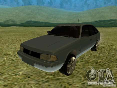 Moskvich 2141-sinkenden 45 für GTA San Andreas