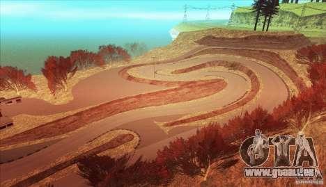 The Ebisu South Circuit pour GTA San Andreas neuvième écran
