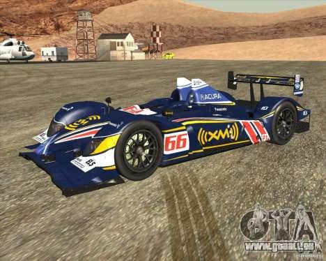 Acura ARX LMP1 für GTA San Andreas