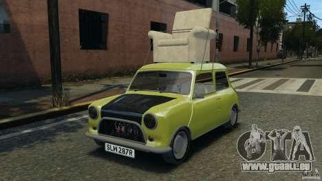 Mini Cooper für GTA 4