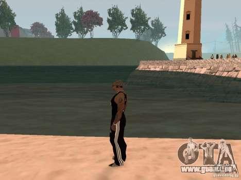 Choisissez n'importe quel temps pour GTA San Andreas troisième écran