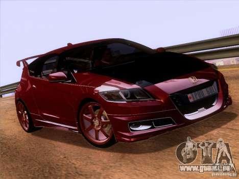 Honda CR-Z Mugen 2011 V2.0 pour GTA San Andreas
