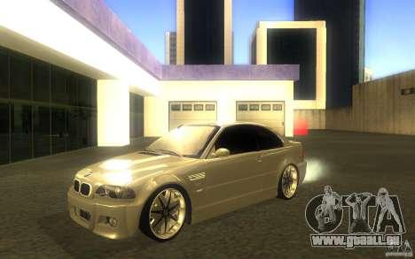 BMW M3 E46 V.I.P für GTA San Andreas