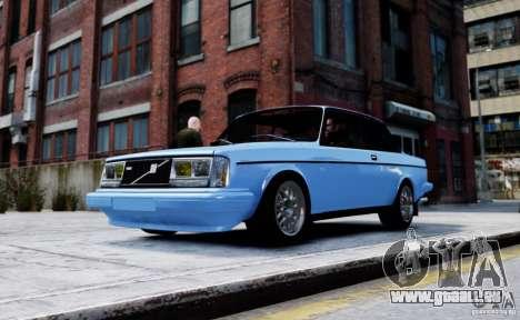 Volvo 242 v2 pour GTA 4