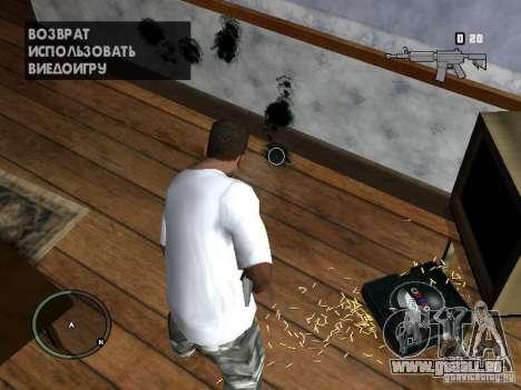 Ces manchons (manches) pour GTA San Andreas sixième écran
