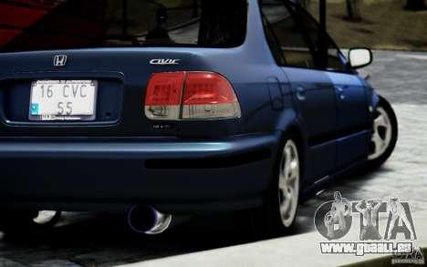 Honda Civic Vti pour GTA 4 est une gauche