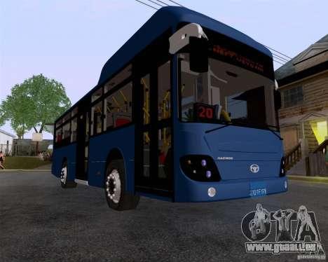 Daewoo Bus BAKU für GTA San Andreas