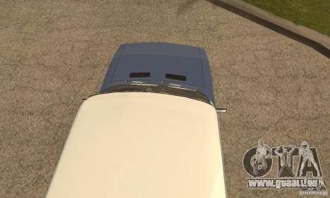 VAZ 2106 anciens v2.0 pour GTA San Andreas moteur