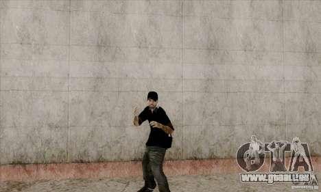 Peau sur Bmydrug pour GTA San Andreas cinquième écran