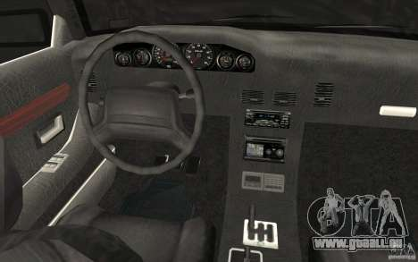GTA3 HD Vehicles Tri-Pack III v.1.1 pour GTA San Andreas vue intérieure
