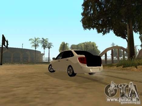 Lada Grant für GTA San Andreas linke Ansicht