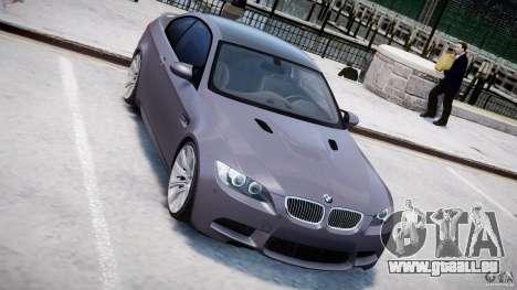 BMW M3 E92 stock pour GTA 4