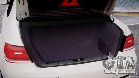 BMW M3 Hamann E92 für GTA 4 obere Ansicht