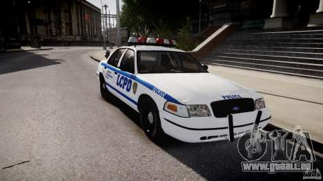 Ford Crown Victoria CVPI-V2.5V pour GTA 4