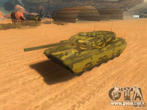 Rhino pour GTA San Andreas