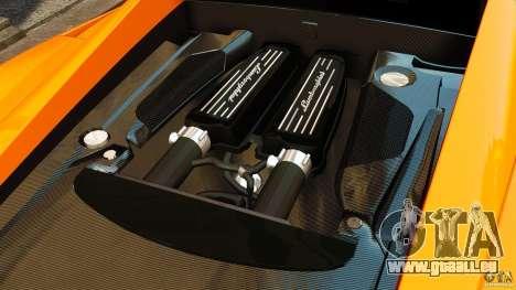 Lamborghini Gallardo LP570-4 Superleggera pour GTA 4 est un côté