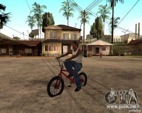 X-game BMX für GTA San Andreas
