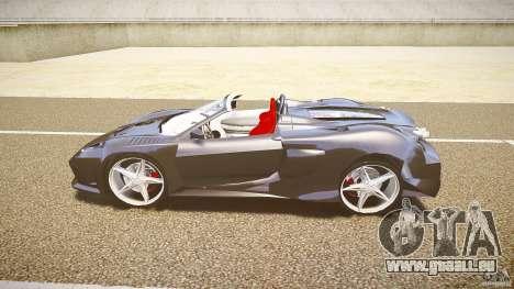 Ferrari F430 Extreme Tuning pour GTA 4 Vue arrière de la gauche