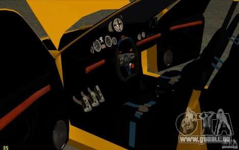 Peugeot 406 Taxi für GTA San Andreas Seitenansicht