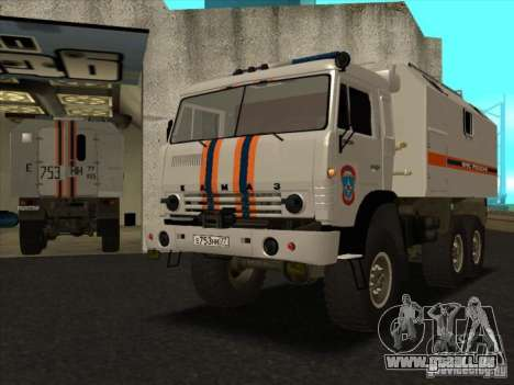 KAMAZ MES version 2 pour GTA San Andreas