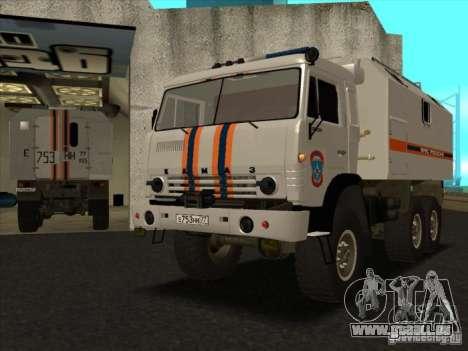 KAMAZ MES version 2 pour GTA San Andreas