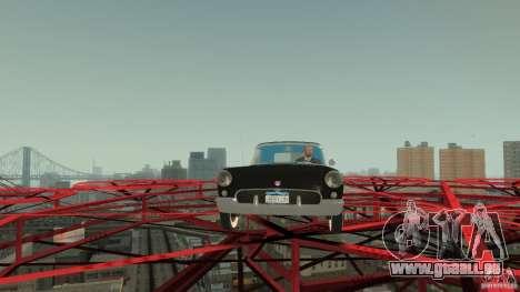 Smith Thunderbolt Mafia II für GTA 4 rechte Ansicht