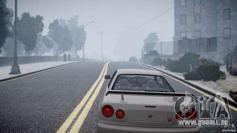 ENBSeries specially for Skrilex pour GTA 4 cinquième écran