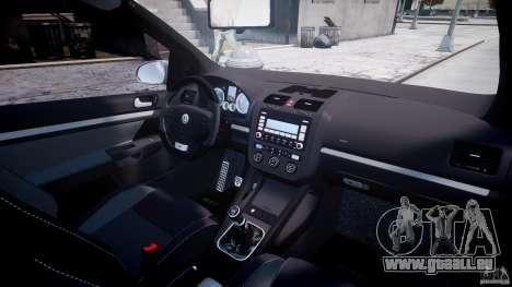 Volkswagen Golf GTI 2006 v1.0 für GTA 4 Unteransicht