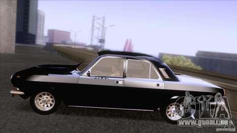Volga GAZ 24-10 für GTA San Andreas linke Ansicht