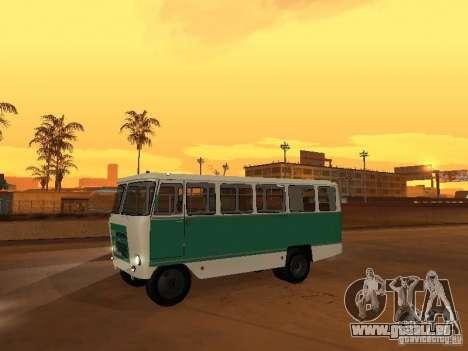 Kuban G1A1 pour GTA San Andreas vue de côté