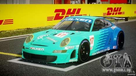 Porsche GT3 RSR 2008 pour GTA 4
