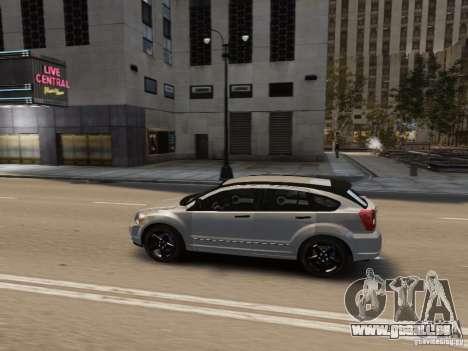 Dodge Caliber für GTA 4-Motor