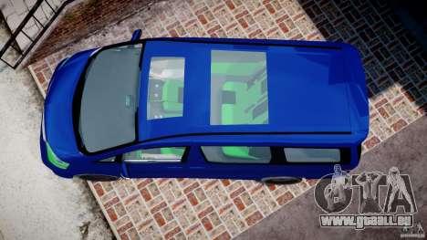 Toyota Alphard 2007 für GTA 4 rechte Ansicht