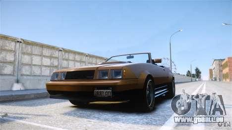 Sabre Convertible für GTA 4