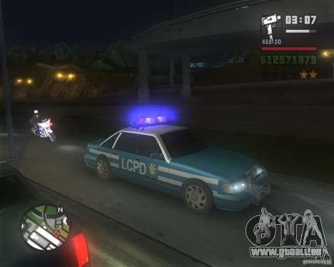 GTA3 HD Vehicles Tri-Pack III v.1.1 für GTA San Andreas