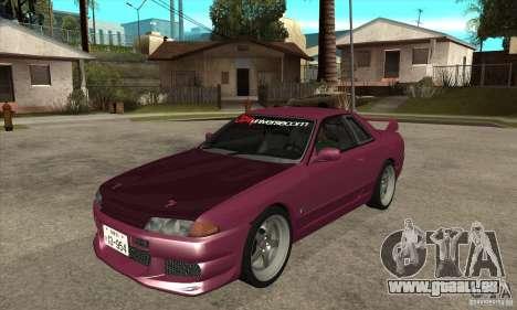 Nissan R32 JDM für GTA San Andreas