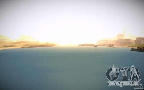 HD Water v4 Final für GTA San Andreas achten Screenshot