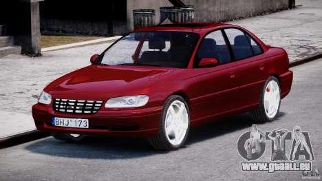 Opel Omega 1996 V2.0 First Public für GTA 4