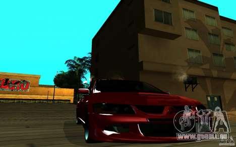 ENB pour n'importe quel ordinateur pour GTA San Andreas douzième écran