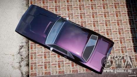 Dodge Challenger 1971 RT für GTA 4 rechte Ansicht