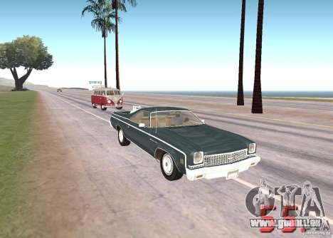Indicateur de vitesse numérique pour GTA San Andreas