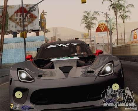 Optix ENBSeries für leistungsstarke PC für GTA San Andreas zweiten Screenshot