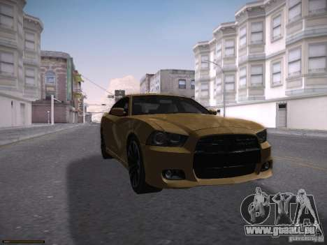 Dodge Charger SRT8 2012 pour GTA San Andreas