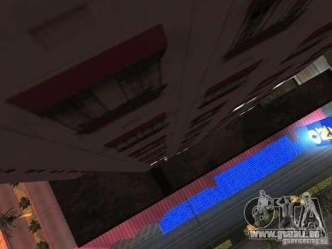 corde pour GTA San Andreas troisième écran