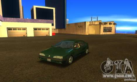 Renault 19 PHASE II pour GTA San Andreas