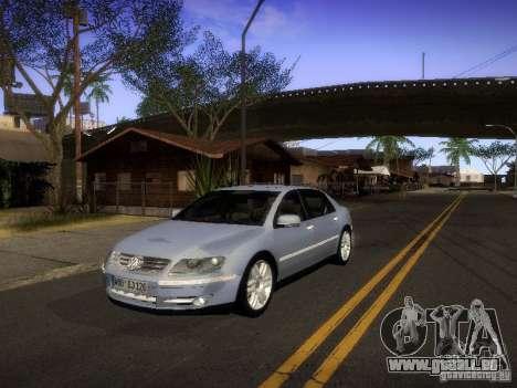 Volkswagen Phaeton W12 pour GTA San Andreas