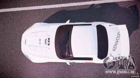 Honda S2000 Tuning 2002 3 Haut Ruhe für GTA 4 rechte Ansicht