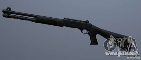 XM1014 für GTA San Andreas dritten Screenshot