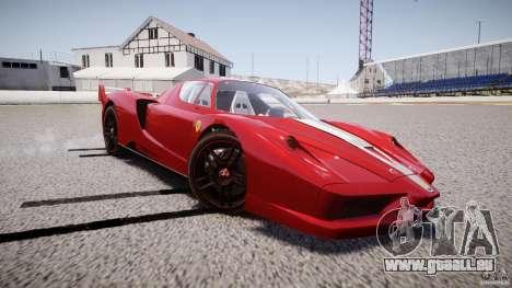 Ferrari FXX pour GTA 4 est un côté