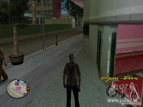 MK 9 Scorpion Costume für GTA Vice City